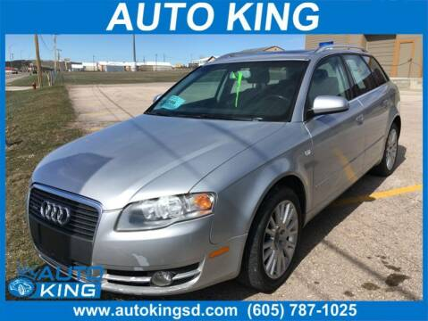 2006 Audi A4 for sale at Auto King in Rapid City SD
