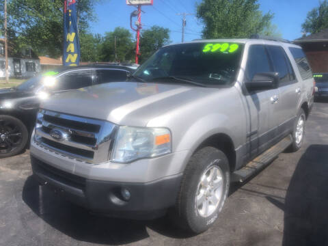 2007 Ford Expedition for sale at Trinity Motors in Lackawanna NY