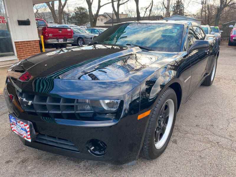 2011 Chevrolet Camaro for sale at New Wheels in Glendale Heights IL
