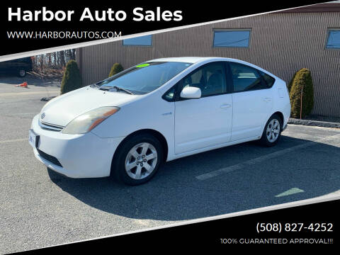 2008 Toyota Prius for sale at Harbor Auto Sales in Hyannis MA