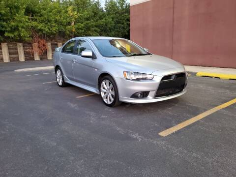 2012 Mitsubishi Lancer for sale at U.S. Auto Group in Chicago IL