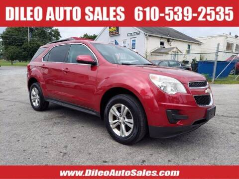 2013 Chevrolet Equinox for sale at Dileo Auto Sales in Norristown PA