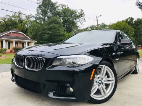 2013 BMW 5 Series for sale at E-Z Auto Finance in Marietta GA