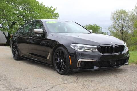 2018 BMW 5 Series for sale at Harrison Auto Sales in Irwin PA