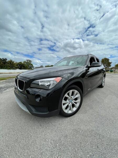 2014 BMW X1 for sale at Easy Finance Motors in West Park FL