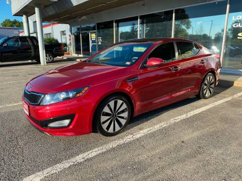 2011 Kia Optima for sale at Carz Unlimited in Richmond VA