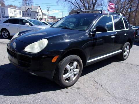 2004 Porsche Cayenne for sale at Top Line Import in Haverhill MA