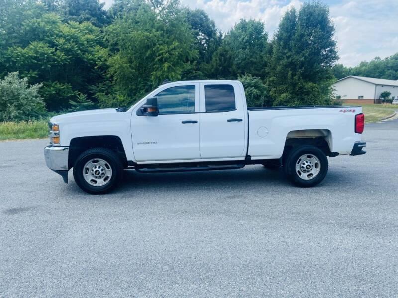 2016 Chevrolet Silverado 2500HD for sale at H&C Auto in Oilville VA