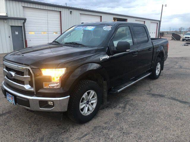 2017 Ford F-150 for sale at Valley Auto Locators in Gering NE