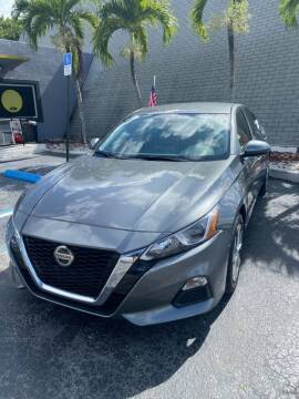 2019 Nissan Altima for sale at YOUR BEST DRIVE in Oakland Park FL