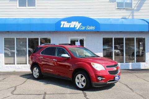 2015 Chevrolet Equinox for sale at Thrifty Car Sales Westfield in Westfield MA