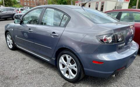 2007 Mazda MAZDA3 for sale at Mayer Motors of Pennsburg in Pennsburg PA