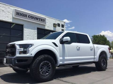 2020 Ford F-150 for sale at High Country Motor Co in Lindon UT