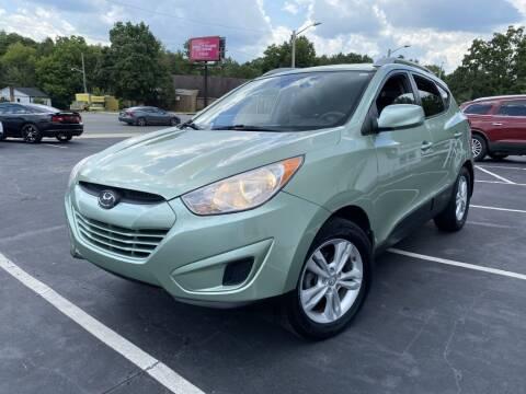 2011 Hyundai Tucson for sale at Glory Motors in Rock Hill SC