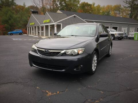 2009 Subaru Impreza for sale at 207 Motors in Gorham ME