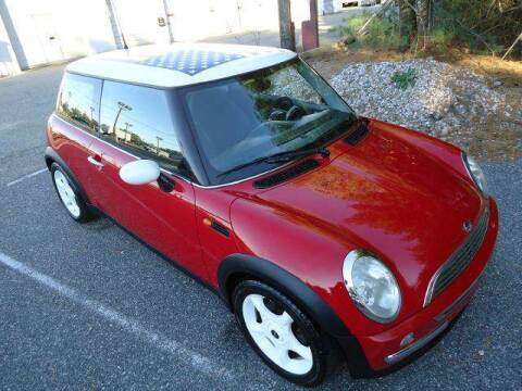 2002 MINI Cooper for sale at Superior Auto Wholesalers in Burlington City NJ