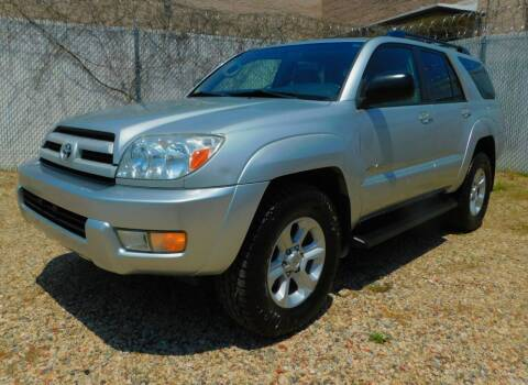 2003 Toyota 4Runner for sale at Amazing Auto Center in Capitol Heights MD