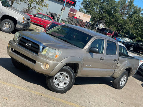 2006 Toyota Tacoma for sale at Exclusive Auto Group in Cleveland OH
