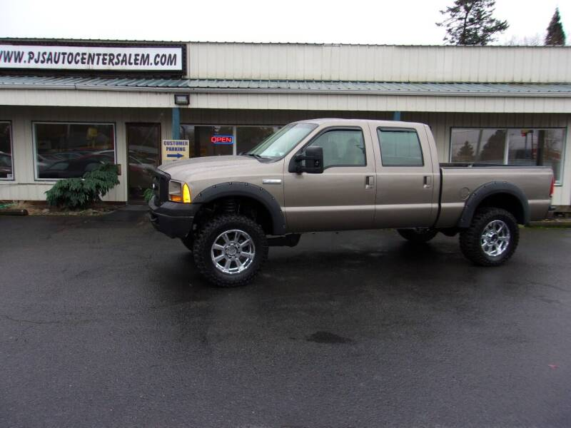 2006 Ford F-250 Super Duty for sale at PJ's Auto Center in Salem OR