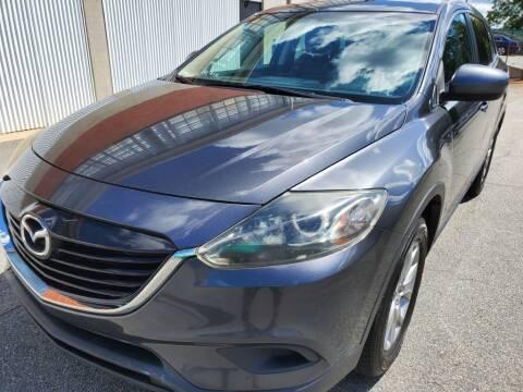2015 Mazda CX-9 for sale at Atlanta's Best Auto Brokers in Marietta GA