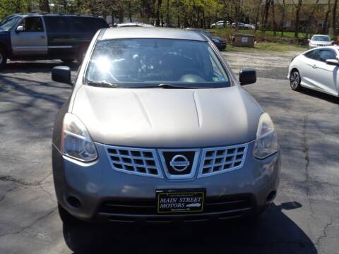 2010 Nissan Rogue for sale at MAIN STREET MOTORS in Norristown PA