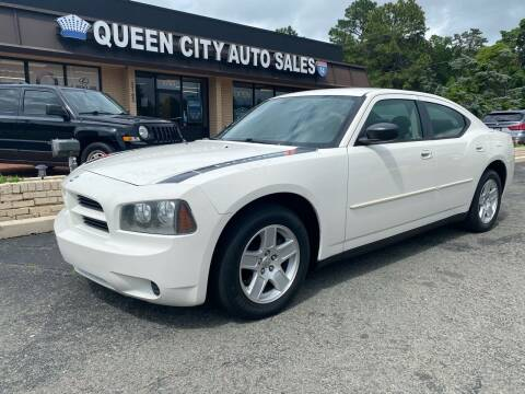 2007 Dodge Charger for sale at Queen City Auto Sales in Charlotte NC
