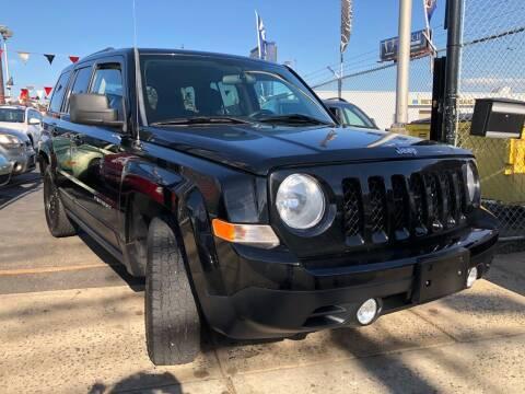 2013 Jeep Patriot for sale at GW MOTORS in Newark NJ