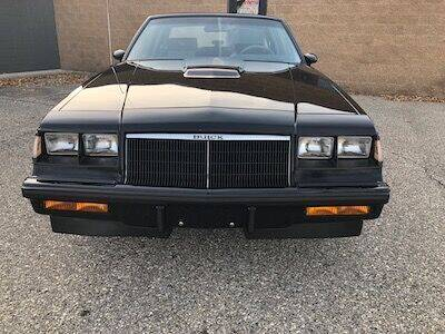1986 Buick Regal for sale at MICHAEL'S AUTO SALES in Mount Clemens MI
