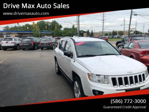 2012 Jeep Compass for sale at Drive Max Auto Sales in Warren MI