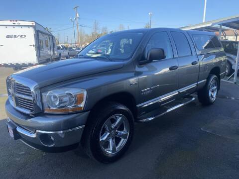 2006 Dodge Ram Pickup 1500 for sale at Salem Motorsports in Salem OR
