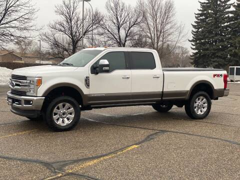 2017 Ford F-350 Super Duty for sale at BISMAN AUTOWORX INC in Bismarck ND