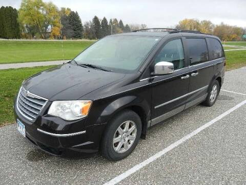 2010 Chrysler Town and Country for sale at Dales Auto Sales in Hutchinson MN