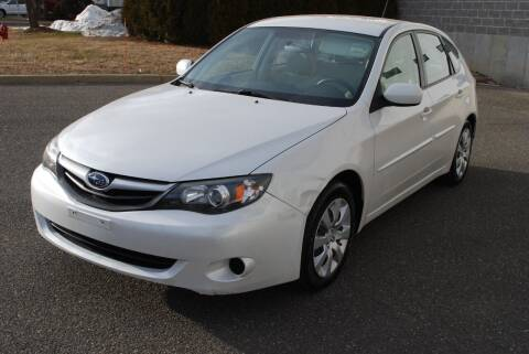 2011 Subaru Impreza for sale at New Milford Motors in New Milford CT