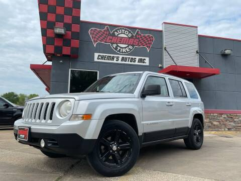 2011 Jeep Patriot for sale at Chema's Autos & Tires in Tyler TX