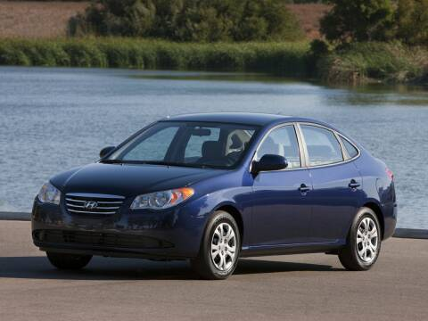 2010 Hyundai Elantra for sale at Mercedes-Benz of North Olmsted in North Olmstead OH