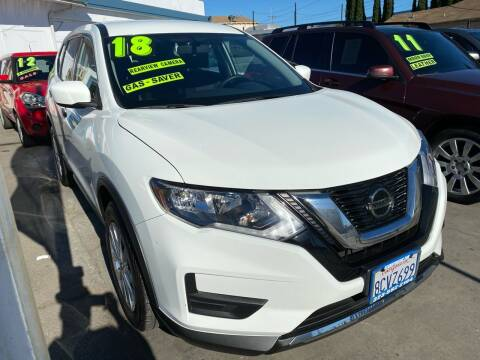 2018 Nissan Rogue for sale at CAR GENERATION CENTER, INC. in Los Angeles CA