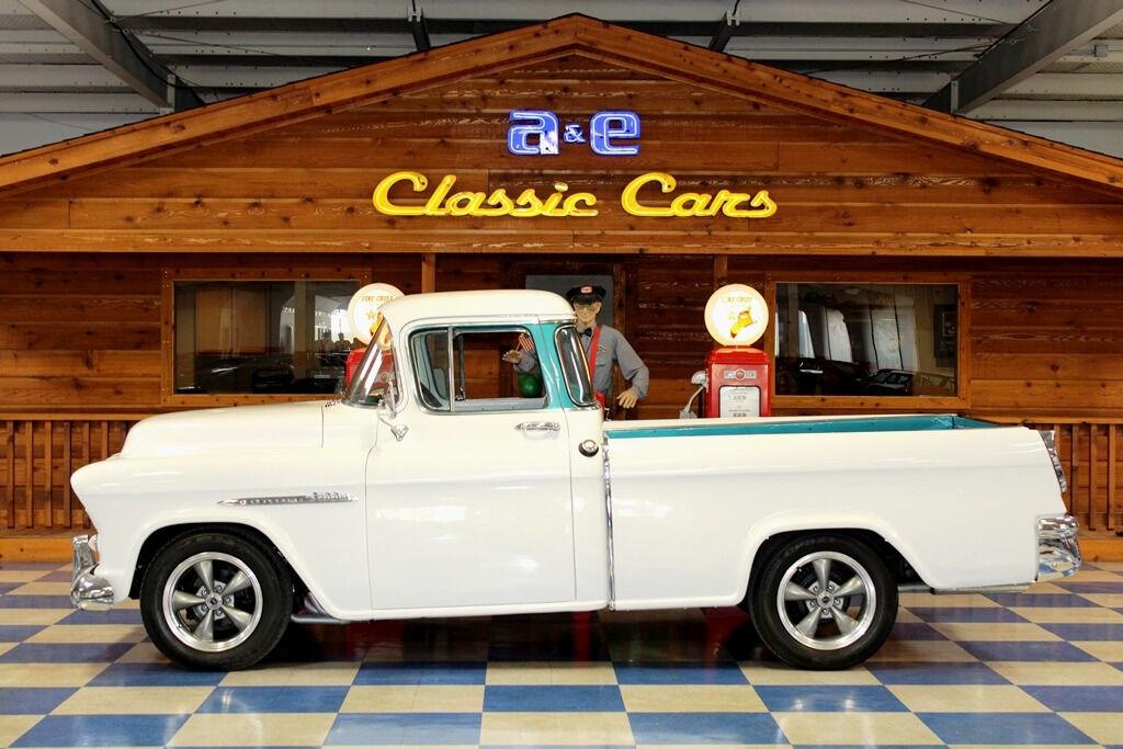 1955 Chevrolet 3100 2