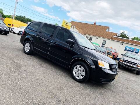2010 Dodge Grand Caravan for sale at New Wave Auto of Vineland in Vineland NJ