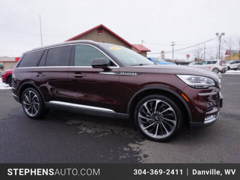 2020 Lincoln Aviator for sale at Stephens Auto Center of Beckley in Beckley WV