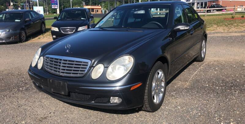 2004 Mercedes-Benz E-Class for sale at AUTO OUTLET in Taunton MA