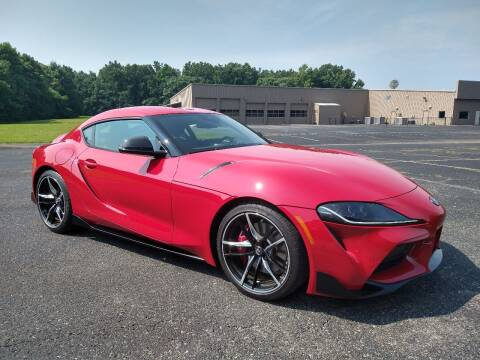 2021 Toyota GR Supra for sale at CARS PLUS in Fayetteville TN
