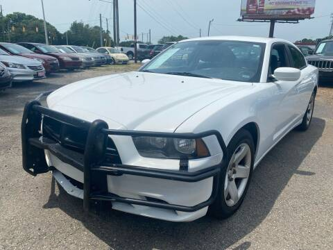 2014 Dodge Charger for sale at Atlantic Auto Sales in Garner NC