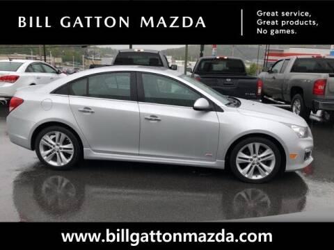 2015 Chevrolet Cruze for sale at Bill Gatton Used Cars - BILL GATTON ACURA MAZDA in Johnson City TN