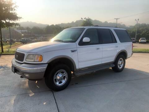 2001 Ford Expedition for sale at HIGHWAY 12 MOTORSPORTS in Nashville TN