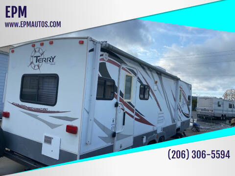 2008 Terry 280RLDS for sale at EPM in Auburn WA