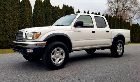 2003 Toyota Tacoma for sale at Kingdom Autohaus LLC in Landisville PA