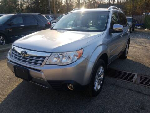 2012 Subaru Forester for sale at AMA Auto Sales LLC in Ringwood NJ