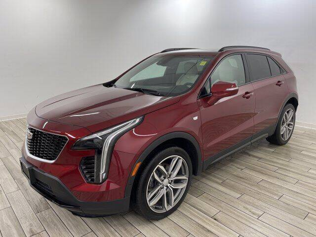 2019 Cadillac XT4 for sale at TRAVERS GMT AUTO SALES - Traver GMT Auto Sales West in O Fallon MO