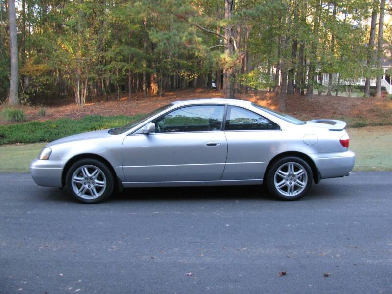 2003 Acura CL for sale at Automotion Of Atlanta in Conyers GA