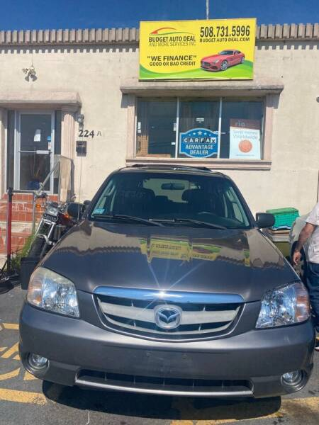 2004 Mazda Tribute for sale at Budget Auto Deal and More Services Inc in Worcester MA